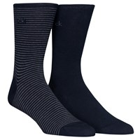 Barbour Alfie Stripe Socks Blue