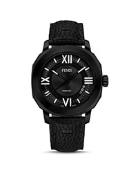 Fendi Selleria Watch 42Mm Black