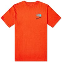 The North Face M Extreme Tee Red