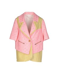 Creatures Of The Wind Blazers Pink