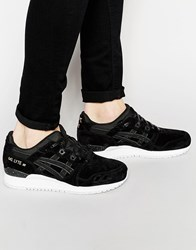 Asics Gel Lyte Iii Rose Gold Pack Trainers Black