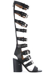Laurence Dacade Karina Sandals Women Calf Leather Leather 38 Black