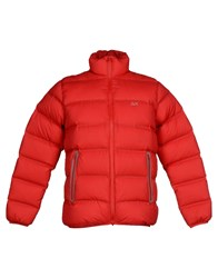 Sun 68 Coats And Jackets Down Jackets Men Red