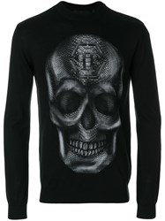 Philipp Plein My Way Sweater Black