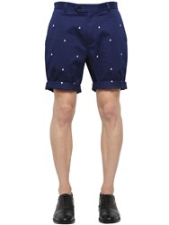 Brooks Brothers Milano Gabardine Cotton Shorts