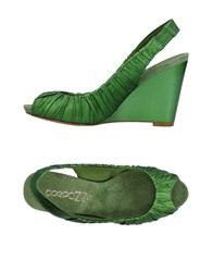 Apepazza Sandals Green