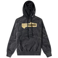 Liam Hodges Alone Together Hoody Black
