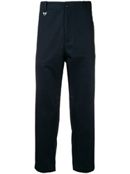 Oamc Tapered Trousers Blue