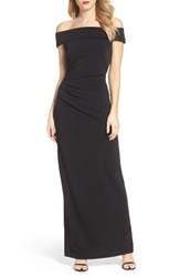 Vince Camuto Women's Off The Shoulder Gown