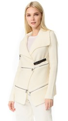 Barbara Bui Jacket Off White
