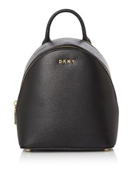 Dkny Sutton Medium Backpack Black