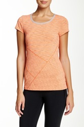 Lole Curl Tee Orange