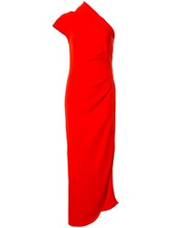 Ginger And Smart Curator One Shoulder Gown 60