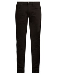 Burberry Slim Leg Jeans Black