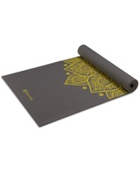 Gaiam Premium Citron Sundial Yoga Mat 5Mm