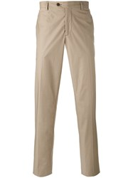 Etro Tailored Trousers Nude Neutrals