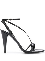 Isabel Marant Arora High Sandals Black