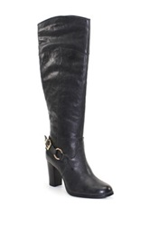 Diba City Glaze Boot Black