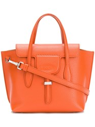 Tod's Joy Mini Shoulder Bag Orange