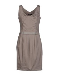 Nuvola Short Dresses Grey