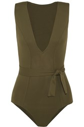 Eres Magic Swimsuit Army Green