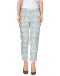 Axara Paris Trousers Casual Trousers Women Sky Blue