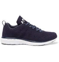 Athletic Propulsion Labs Techloom Pro Cashmere Blend Sneakers Navy