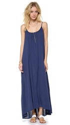 9Seed Tulum Cover Up Dress Pacific