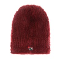 Undercover Fur Hat Red