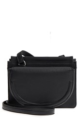 Danielle Nicole Jaxon Faux Leather Crossbody Bag Black