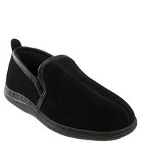 L.B. Evans Men's 'Klondike' Slipper Black