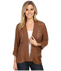 Ariat Burnham Sweater Java Women's Sweater Brown