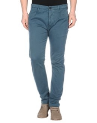 Novemb3r Casual Pants Dark Blue