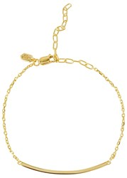 Maria Black Sanae Gold Plated Bracelet