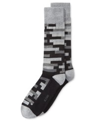 Alfani Men's Broken Stripe Socks Only At Macy's Tonal