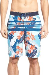 Tommy Bahama Men's Baja Carnival Gardens Swim Trunks