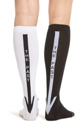 Stance Step Into The Unknown Knee Socks Black