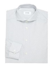 Eton Of Sweden Slim Fit Long Sleeve Shirt White
