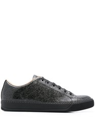 Lanvin Crackled Detail Low Top Sneakers 60