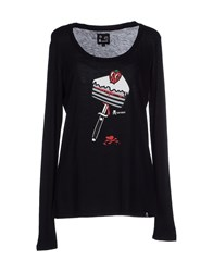 Tokidoki Topwear T Shirts Women Black