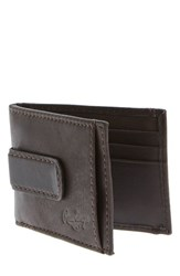 Rawlings Sports Accessories Men's Rawlings 'Legacy' Front Pocket Bifold Leather Wallet