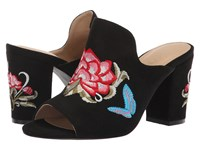 Matisse Coconuts By Frill Mule Black Shoes