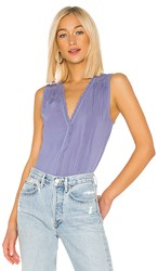 Velvet By Graham And Spencer Dion Tank In Lavender. Bella