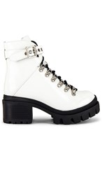 Jeffrey Campbell Czech Boot In White.