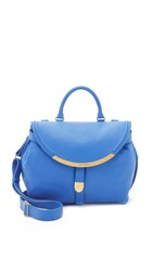See By Chloe Lizzie Satchel Californian Blue