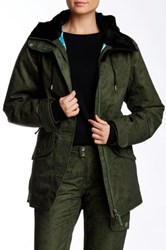 Obermeyer Isla Jacket Green