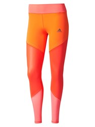 Adidas Wow Training Tights Red