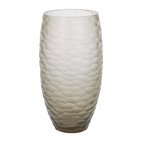 Amara Forbury Glass Vase Smoke