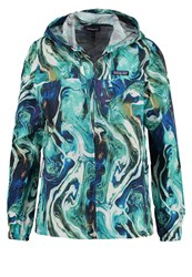 Patagonia Hardshell Jacket Rivermouth Andes Blue Light Blue