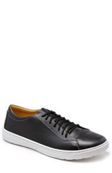 Sandro Moscoloni Minh Low Top Sneaker Black Leather